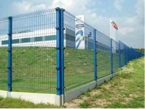 Průmyslové ploty